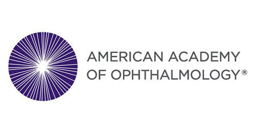 American Academy of Ophthalmology logo: A Pep Prototypes partner
